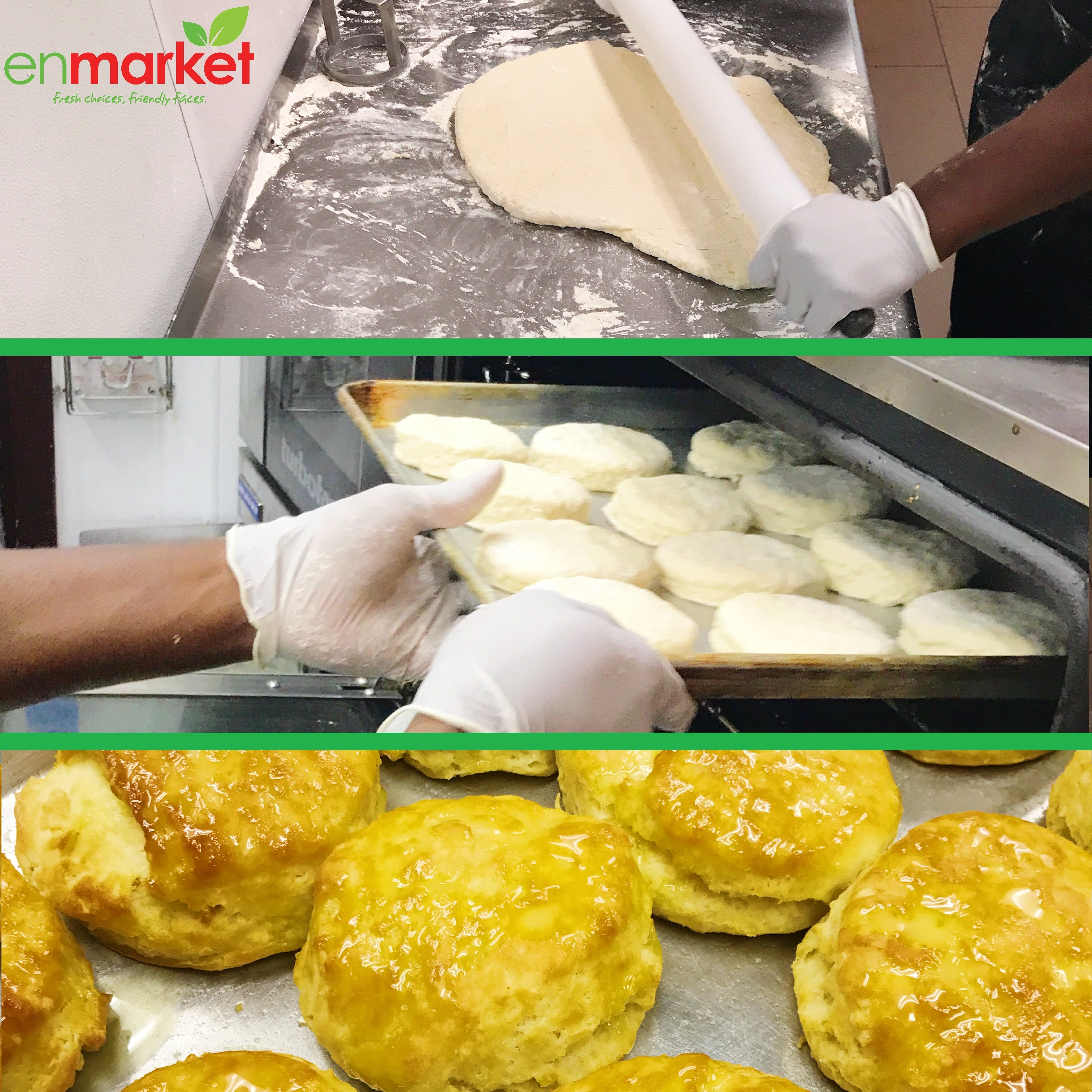Enmarket Fresh Made Biscuits