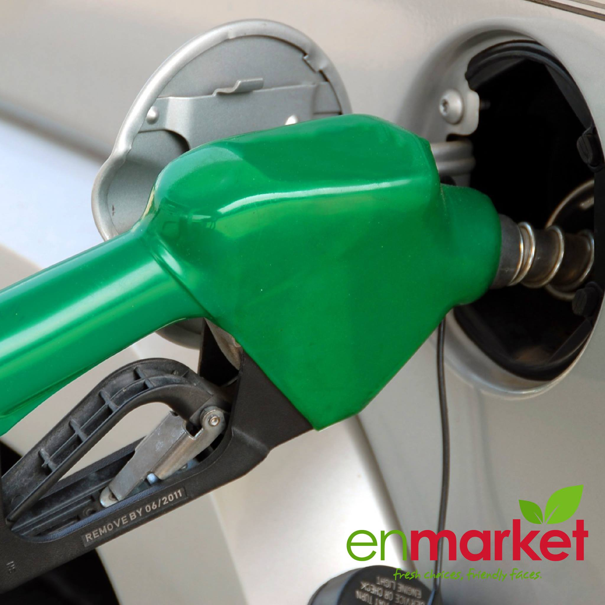Gas & Car Wash - Visit Your Local Enmarket