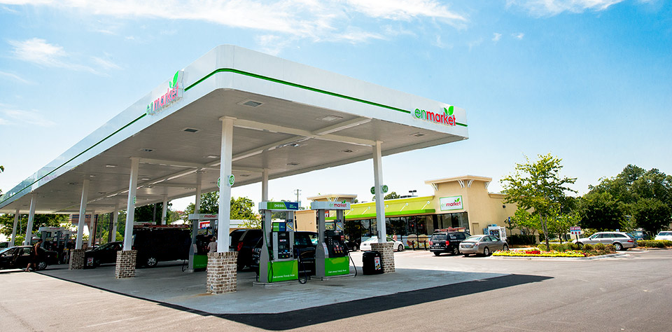 Enmarket - Your Friendly Gas Station