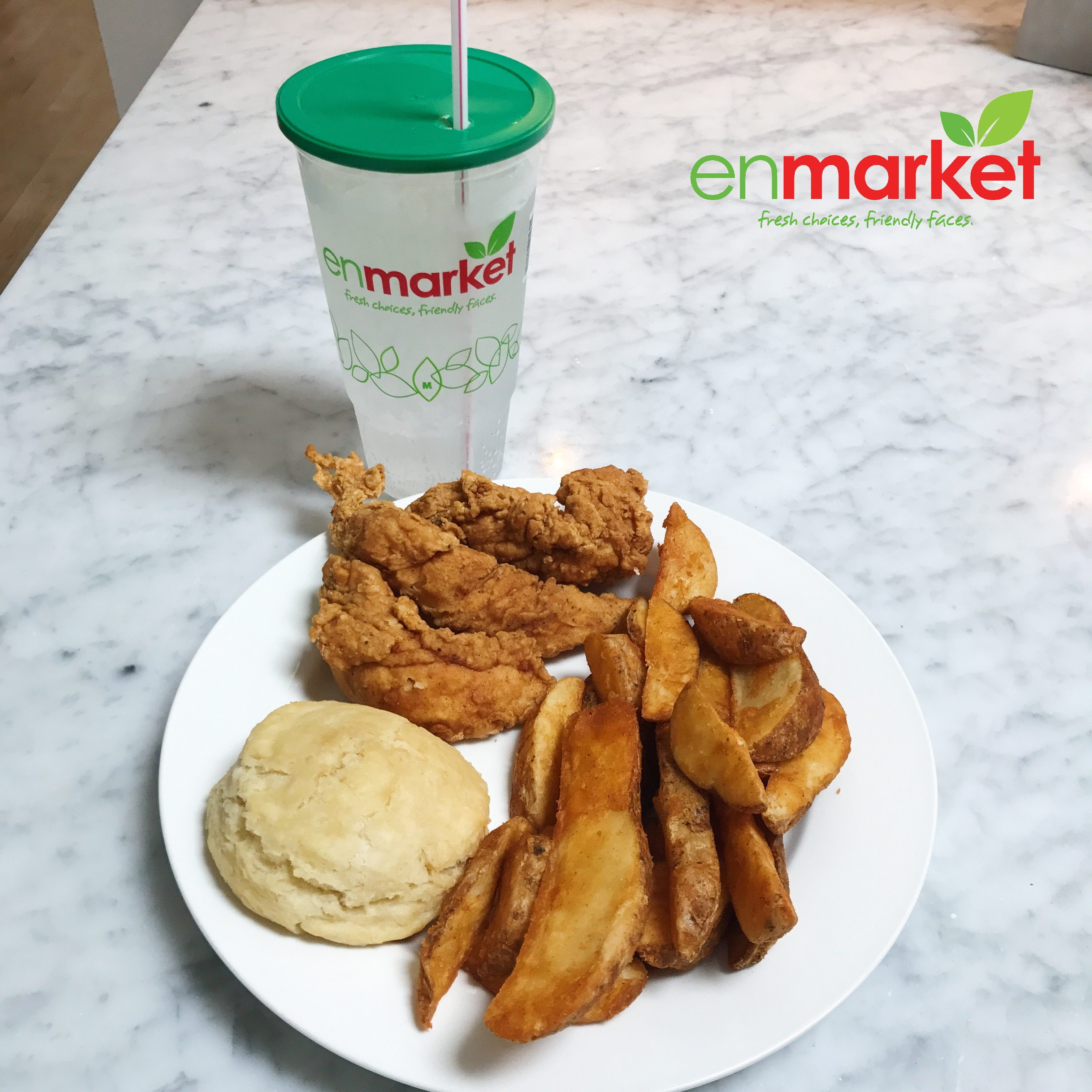 Enmarket Fresh Chicken Tender Meal