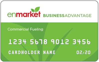 Business Advantage Commercial Fleet Fuel Payment Cards