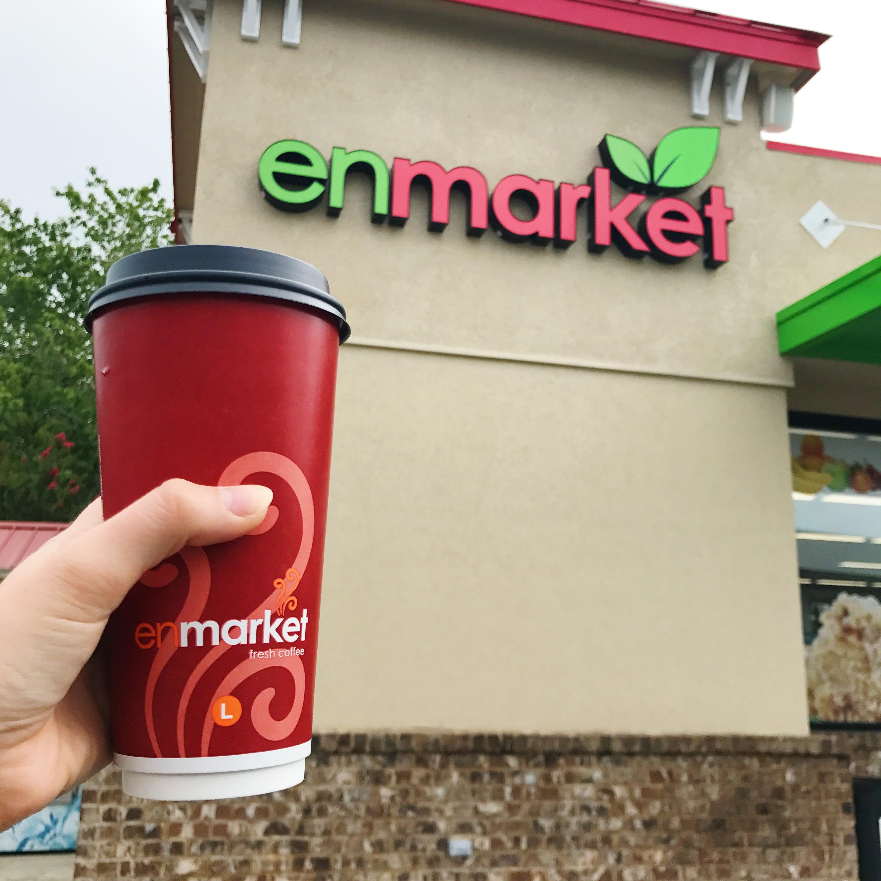 Enmarket Rainforest Alliance & Direct Trade Coffee To Go