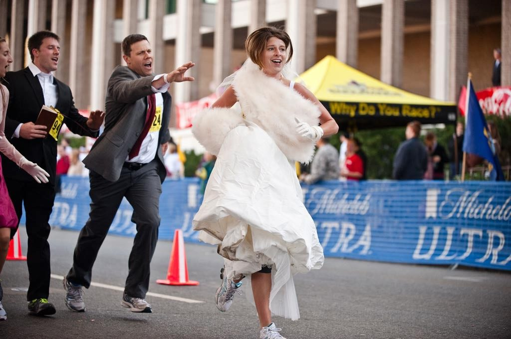 Enmarket Savannah Bridge Run Costume Runaway Bride