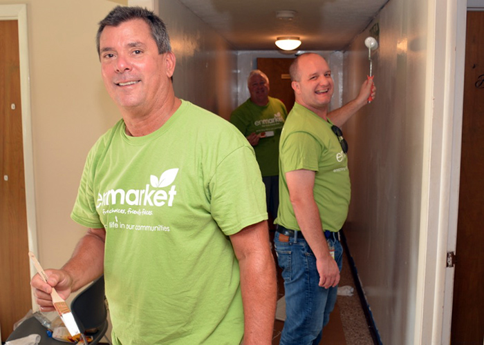 Enmarket Encourage Health Series Volunteer Day with Union Mission_6172 (1)