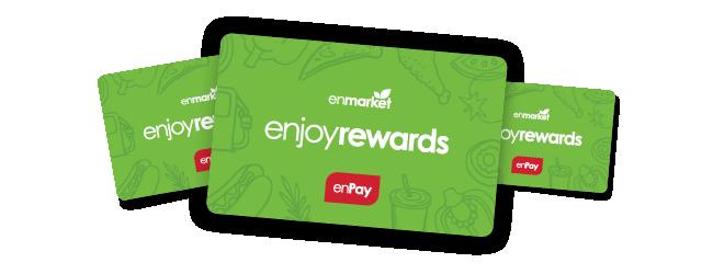 Enmarket Enjoy Rewards