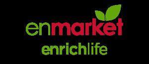 enmarket _ enrichlife logo