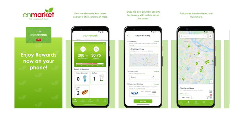 enmarket mobile app
